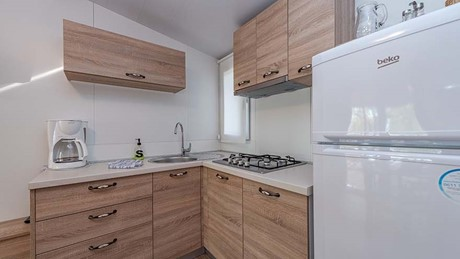 Mobile home - Kitchen