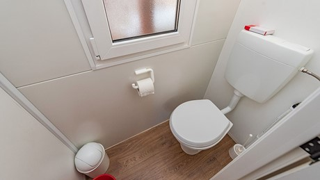 Mobile home 6+2 Toilet