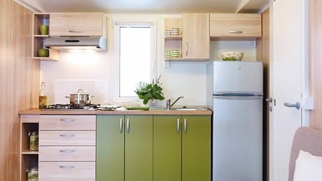 Mobile homes - Kitchen