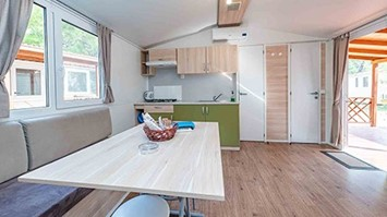 Three-Bedroom Mobile Home (6+2)