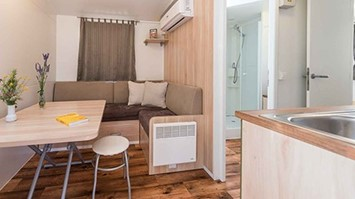 One-Bedroom Mobile Home (2+2)